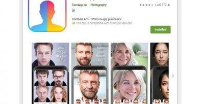 Faceapp fotoğraf düzenleme uygulaması ( 2019 Güncel )