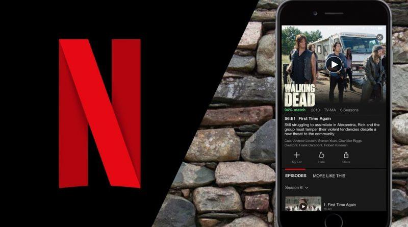 Netflix Mobil Uygulama