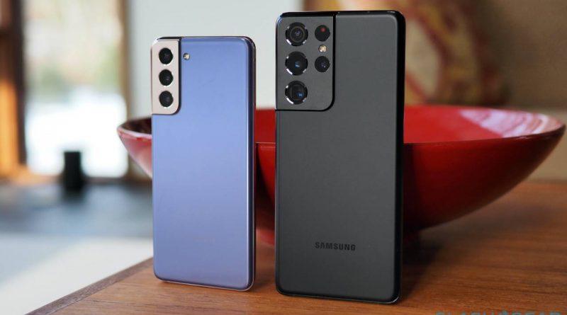 Samsung S21 Ultra Tamirinde can sıkan gelişme