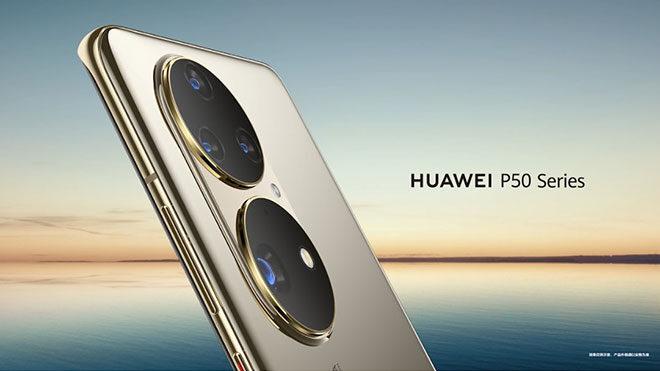 Huawei P50 Serisi Bomba gibi geliyor